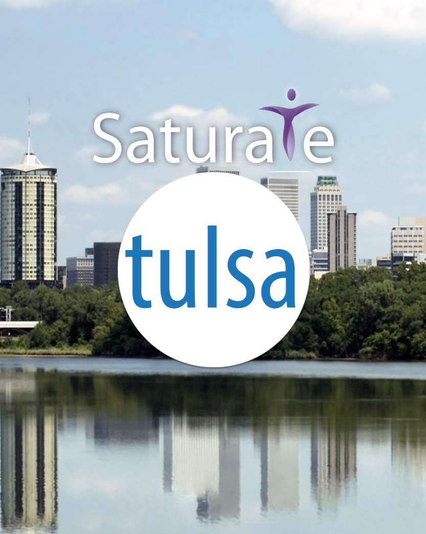 Saturate Tulsa Header